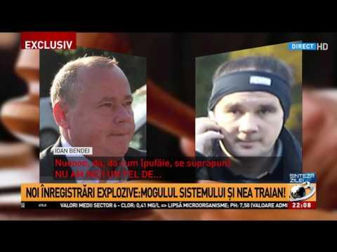 Inregistrare  Antena 3 - Zoltan Teszari - Ioan Bendei