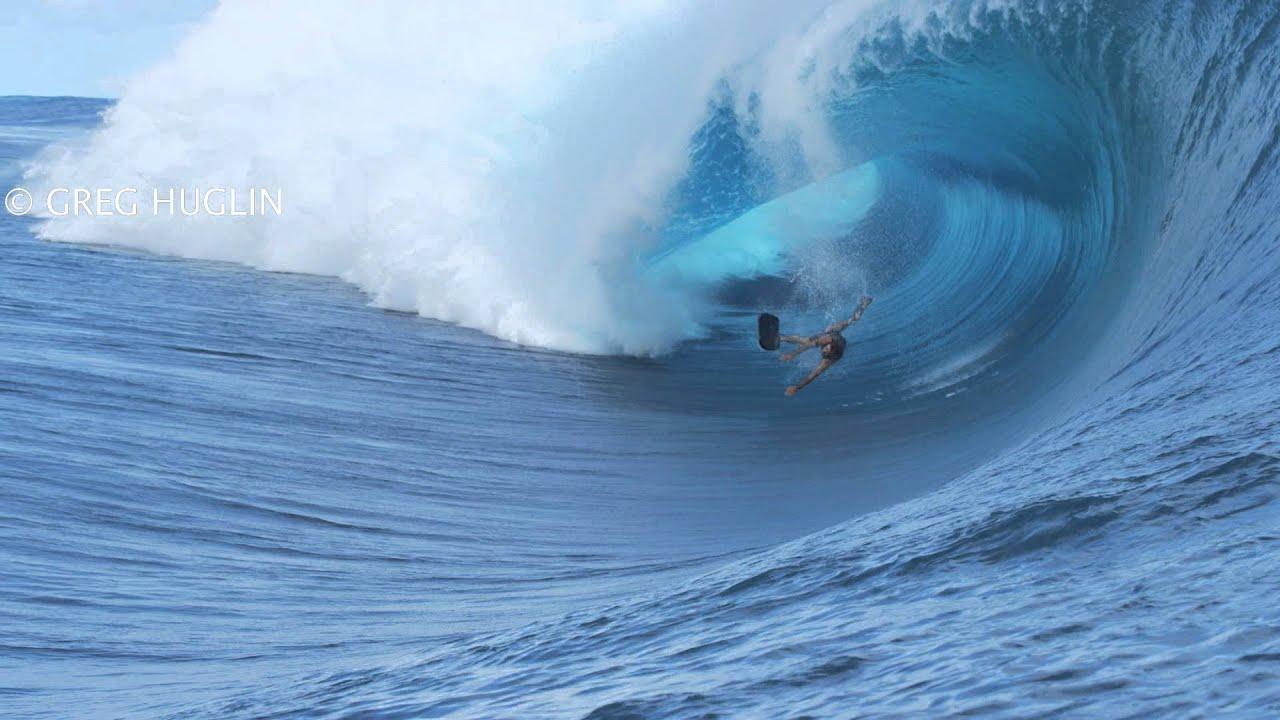 Wipeout Hd Wallpaper Dan Ryan Bodyboard Wipeout At Teahupoo Tahiti On May 13