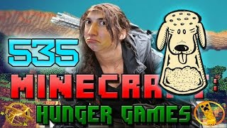 EVERYBODY PANIC, SCREAM AND RUN! Minecraft: Hunger Games w/Mitch! Game 535 - Salty Dawgz!