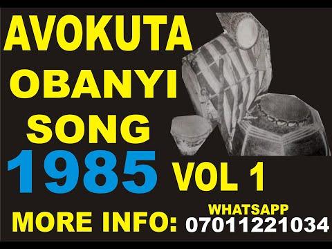 Download AVOKUTA OBANYI OKENE 1985 VOL 1 | EBIRA CULTURAL SONGS