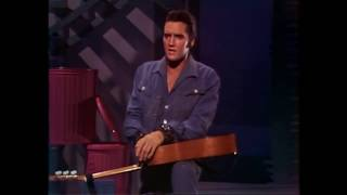 RAW ELVIS - GUITAR MAN & LET YOURSELF GO - LOST PERFORMANCES