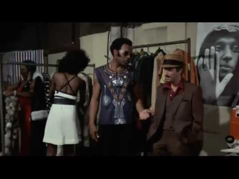 Clip from the movie Crazy Joe (1974) Fred Williamson