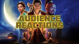 ALADDIN: Audience Reactions | May 23, 2019  {Birthday Video}