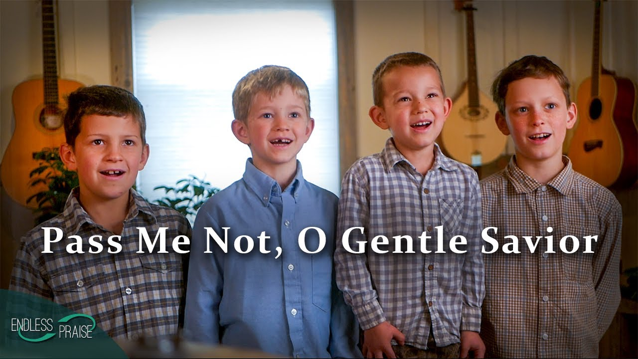 Pass Me Not, O Gentle Savior // Sounds Like Reign
