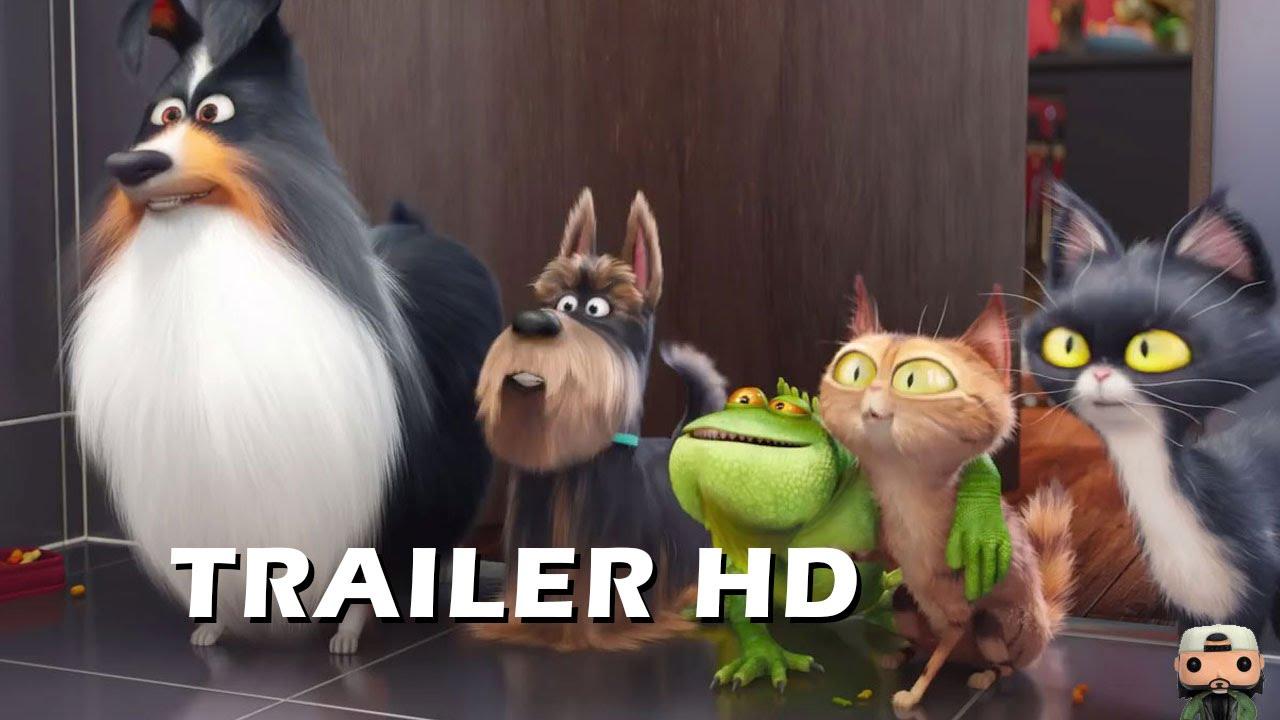 Pets - A Vida Secreta dos Bichos | Trailer 3 Dublado HD