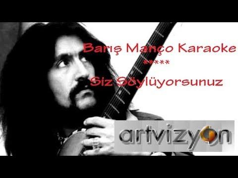 Barış Manço - Sarı Çizmeli Mehmet Ağa - Karaoke