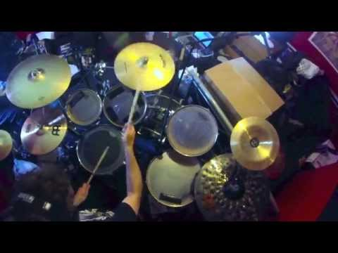 The Dillinger Escape Plan - The Threat Posed by Nuclear Weapons Drum Cover mp3