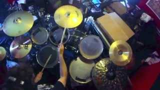 The Dillinger Escape Plan - The Threat Posed by Nuclear Weapons Drum Cover