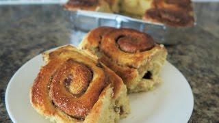 Recette 16 : Cinnamon rolls / Brioches à la cannelle