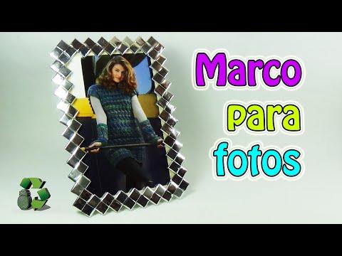 Marcos Para Fotos Con Bolsas De Papitas Reciclaje