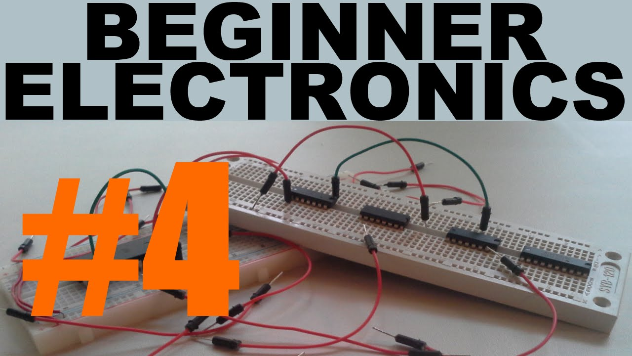 Beginner Electronics - 4 - Flow + Resistance