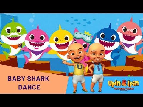 baby-shark-dance-versi-upin-&-ipin