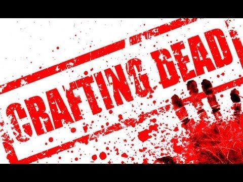 Crafting Dead Cure Mod Technic