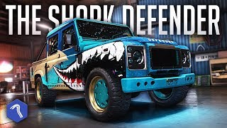 Need for Speed PAYBACK | Abandoned Land Rover Defender 110 Chase & Race