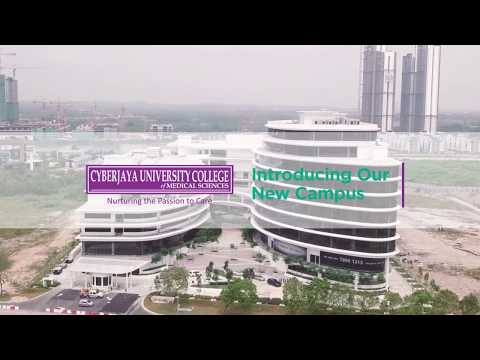 First Look at the NEW Cyberjaya University College Campus