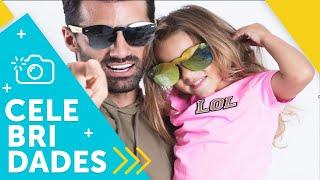 Famosos que adoran a sus hijas   Un Nuevo Día   Telemundo