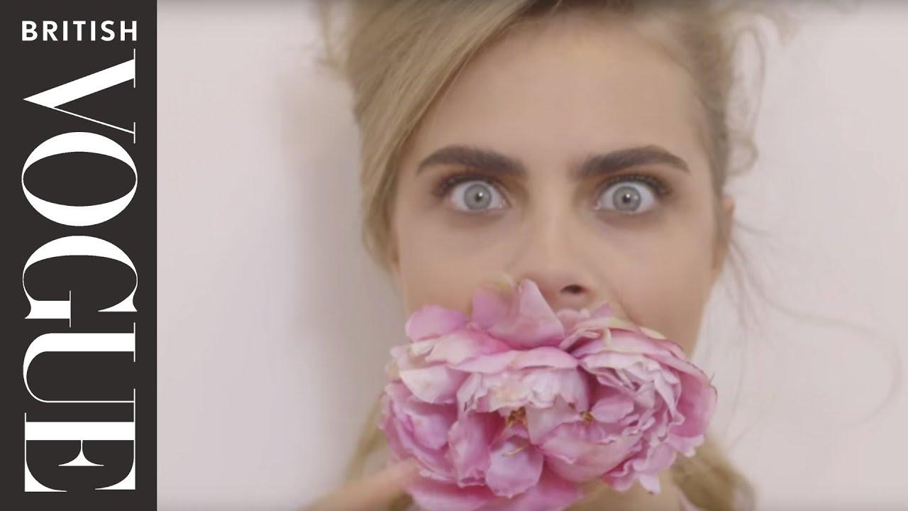 Cara Delevingne's Pink Style Inspiration | British Vogue