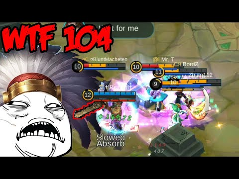 Mobile Legends WTF Moments 104