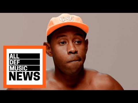 Tyler, The Creator Shares Details to Flower Boy on Stephen Colbert