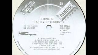 Tooturnedmix - Matalent Remix - Trinere - I wanted you