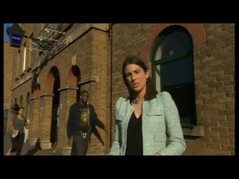 BBC London News: Islington Stabbing