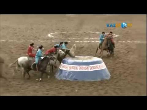 Kazakh Anthem - KAZsport TV