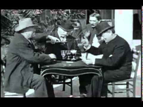 Auguste and Louis Lumière - Partie d'écarté (1896)
