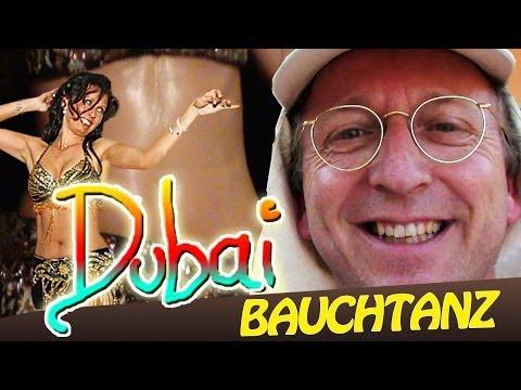 Dubai - Bauchtanz mit Wüsten Party in Tausend und eine Nacht (1000 und 1) - Reise Film Doku