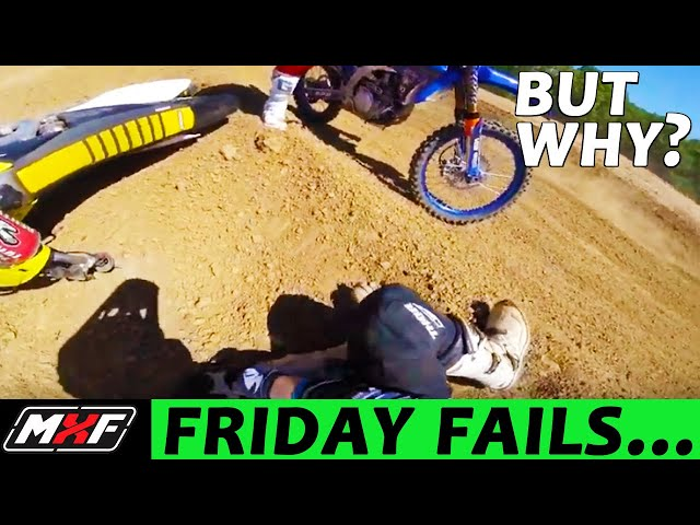Friday Fails... But Why? #20 • Funny Wooden Ramp Endo & More!!