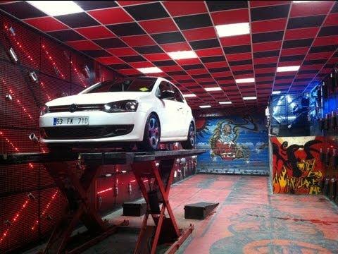 Volkswagen Polo Mk5 6r 1.6 Tdi, Dizel Egzoz Sesi