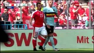 Schweiz vs Belgien 28/05/16