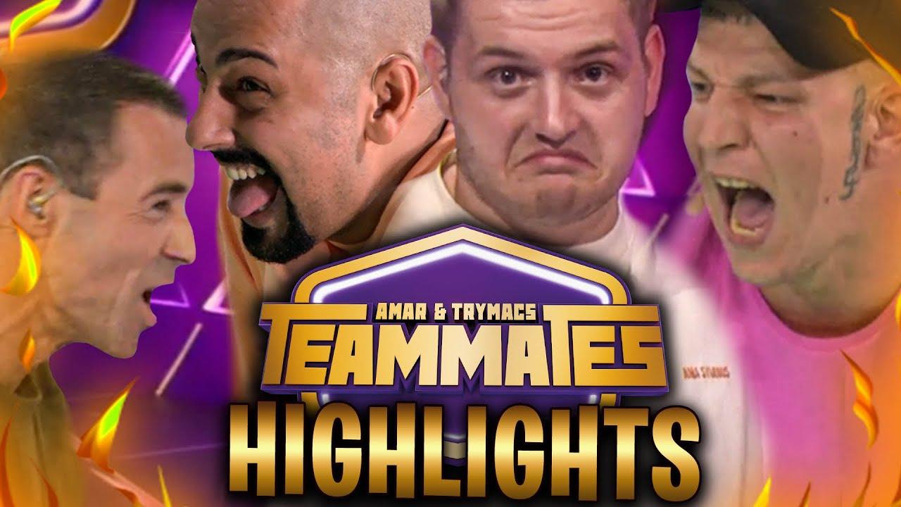 😭😨RIP 30.000€... | TEAMMATES gegen @MontanaBlack & @EHRENPFLAUME Show Highlights Teil 2