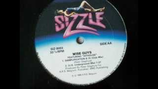 WISE GUYS featuring HITHOUSE  samplification (1988)