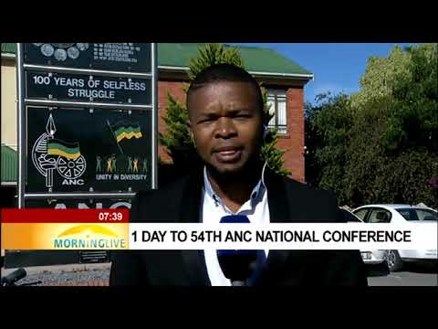 Calata House quiet as ANC members left for the 54th National Conference