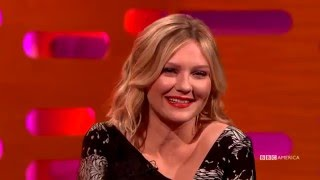 Kirsten Dunst Was Teased For Her First Commercials - The Graham Norton Show