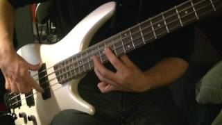 Red Hot Chili Peppers - Zephyr Song [BASS COVER]