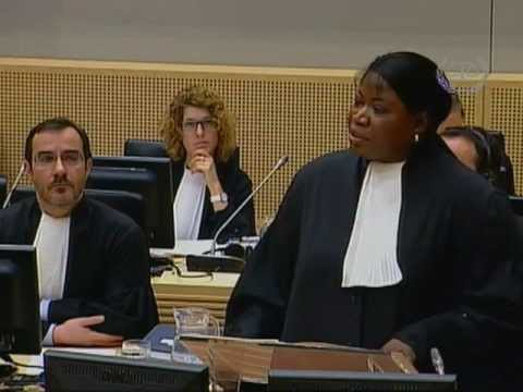 AFRICANAUTE.COM: Confirmation des charges Gbagbo - CPI - L'accusation de Fatou Bensouda