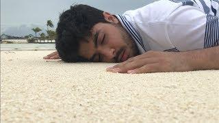 اختطاف يوسف احمد الى جزيرة مهجورة !!!