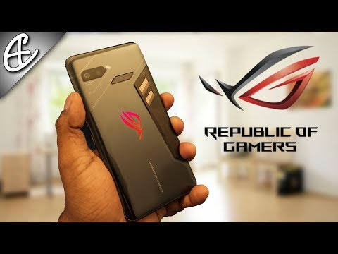 ROG Phone - Hands On w/ ASUS