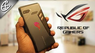 ROG Phone - Hands On w/ ASUS's Latest Gaming Flagship!