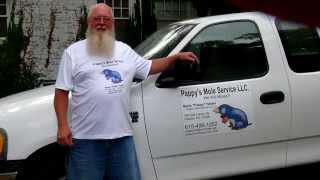 Nashville Mole Removal - Pappy's Mole Service