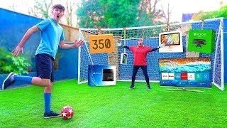 Whatever The Ball Hits, I'll Buy - Challenge