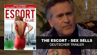 The Escort - Sex Sells (Deutscher Trailer) | Bruce Campbell| HD | KSM