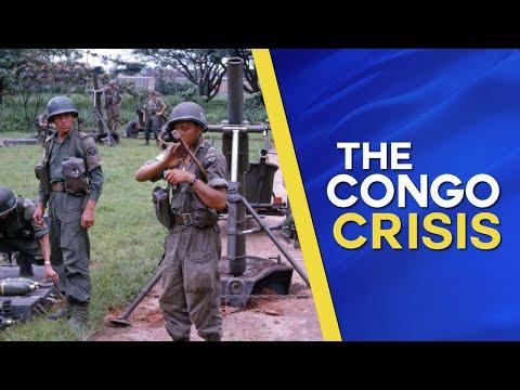 Chaos in Elizabethville (Congo Crisis 1960)