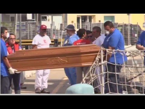 Libya: 120 registered migrants deaths in July