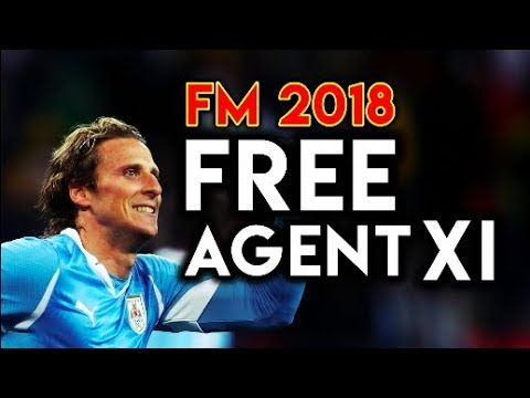 Free Agent XI - Football Manager 2018 Ex-internationals
