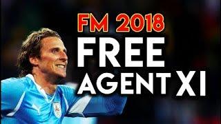Free Agent XI - Football Manager 2018 Ex-internationals