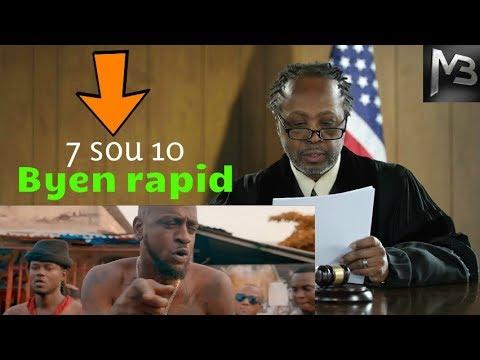 Analiz sou video Byen Rapid Fantom ft x TBouton  #Tribunal