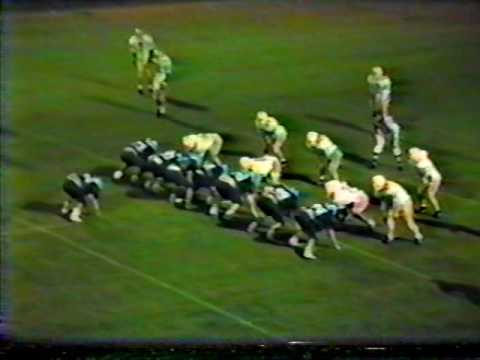 1991 Fullington Academy Trojans at Windsor Academy Knights football