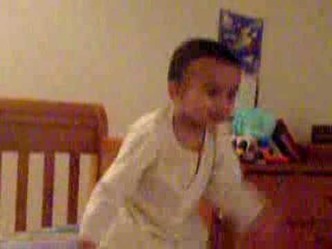 Hamza Dancing